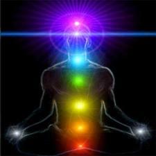 les 7 chakras ou centres d'énergie